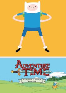 [Adventure Time: Volume 1 (Mathematical Edition - Titan Edition Hardcover) (Product Image)]