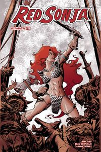 [Red Sonja #15 (Cover A Mckone) (Product Image)]
