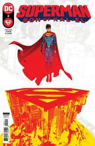 [Superman: Son Of Kal-El #2 (Product Image)]