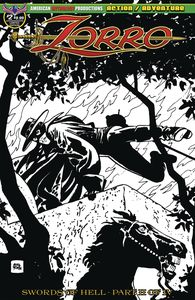 [Zorro: Swords Of Hell #2 (Visions Of Zorro Toth Limited Edition Cover) (Product Image)]