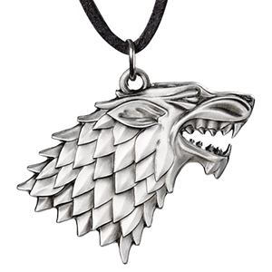 [Game Of Thrones: Costume Pendant: Stark Sigil (Product Image)]