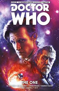 [Doctor Who: The Eleventh Doctor: Titan: Volume 5: The One (Product Image)]