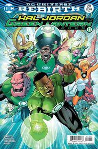 [Hal Jordan & The Green Lantern Corps #29 (Variant Edition) (Product Image)]