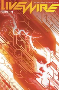 [Livewire #1 (Cover A Pollina) (Product Image)]