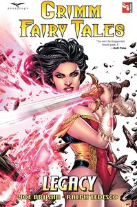 [Grimm Fairy Tales: Legacy: Volume 1 (Product Image)]