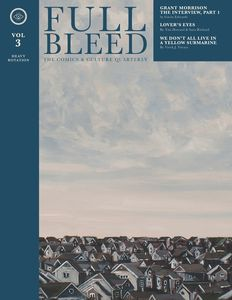 [Full Bleed Comics & Culture Quarterly: Volume 3 (Hardcover) (Product Image)]