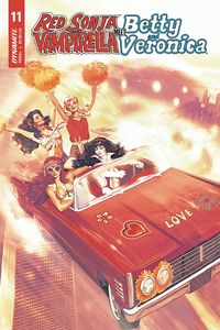 [Red Sonja & Vampirella Meet Betty & Veronica #11 (Cover A Dalton) (Product Image)]