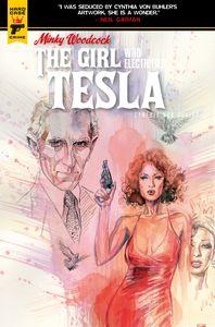 [Minky Woodcock: The Girl Who Electrified Tesla #3 (Cover A Mack) (Product Image)]
