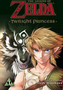 [The Legend Of Zelda: Twilight Princess: Volume 1 (Product Image)]