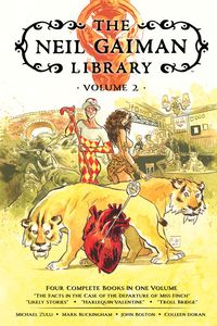 [The Neil Gaiman Library: Volume 2 (Hardcover Edition) (Product Image)]