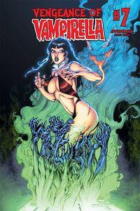 [Vengeance Of Vampirella #7 (Castro Bonus Variant) (Product Image)]