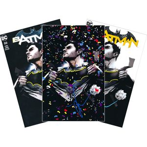 [Batman #50 (Forbidden Planet Exclusive - Jock 3 Cover Variant Set Signed Edition) (Product Image)]