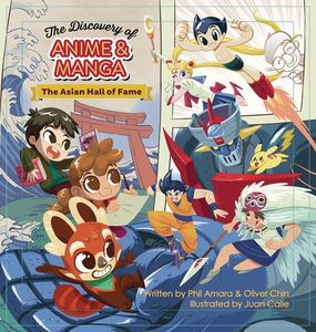 [The Discovery Of Anime & Manga: The Asian Hall of Fame (Hardcover) (Product Image)]