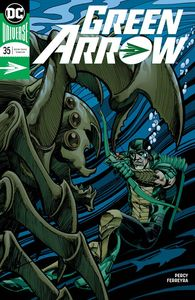 [Green Arrow #35 (Variant Edition) (Product Image)]