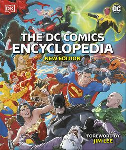 [DC Comics: Encyclopedia (New Edition Hardcover) (Product Image)]