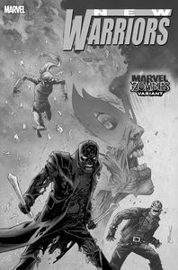 [New Warriors #1 (Shalvey Marvel Zombies Variant) (Product Image)]