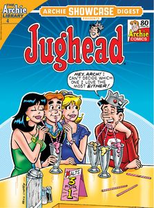 [Archie: Showcase Digest #4 (Jughead In The Family) (Product Image)]