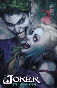 [Joker: 80th Anniversary 100 Page Super Spectacular #1 (Artgerm Collectibles Exclusive Variant) (Product Image)]
