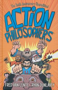 [Action Philosophers (Hardcover) (Product Image)]