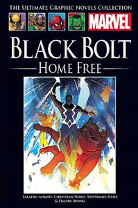 [Marvel Graphic Novel Collection: Volume 228: Black Bolt Home Free (Product Image)]