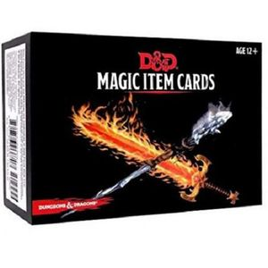 [Dungeons & Dragons: Magic Item Cards (Product Image)]