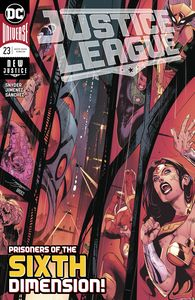 [Justice League #23 (Product Image)]