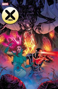 [X-Men #17 (Dauterman Marvel Vs Alien Variant) (Product Image)]