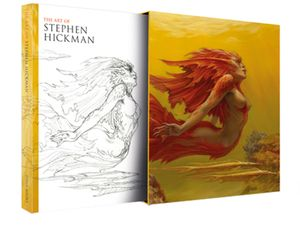 [The Art Of Stephen Hickman (Limited Edition Hardcover) (Product Image)]