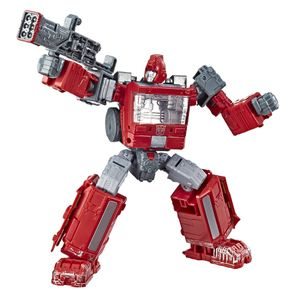 [Transformers Generations: War For Cybertron: Action Figure: Ironhide (Product Image)]