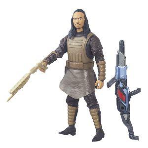 [Star Wars: The Force Awakens: Jungle & Space Wave 5 Action Figures: Tasu Leech - Kanjiklub Gang Leader (Product Image)]