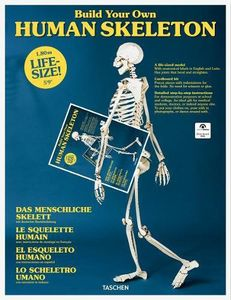 [Build Your Own Human Skeleton (Hardcover) (Product Image)]