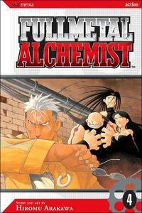 [Fullmetal Alchemist: Volume 4 (Product Image)]