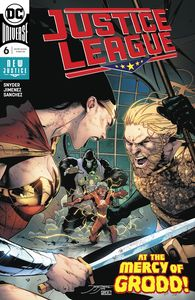 [Justice League #6 (Product Image)]