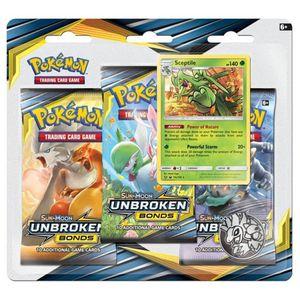 [Pokemon: Trading Card Game: Sun & Moon 10 Unbroken Bonds Blister (Product Image)]