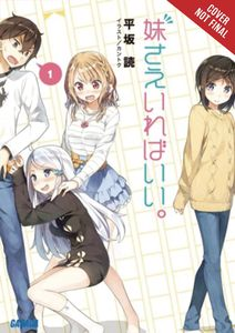 [A Sister's All You Need: Light Novel: Volume 1 (Product Image)]
