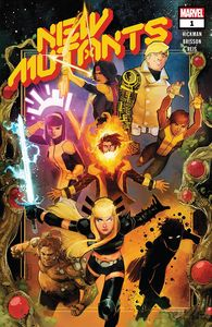 [New Mutants #1 DX (Product Image)]