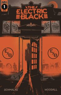 [The cover for Electric Black #1]