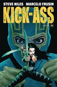 [Kick-Ass #15 (Cover A Frusin) (Product Image)]