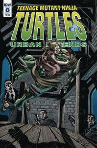 [Teenage Mutant Ninja Turtles: Urban Legends #8 (Cover A Fosco) (Product Image)]