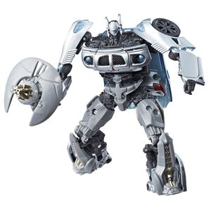 [Transformers Generations: Studio Series Deluxe Action Figure: Jazz (Product Image)]