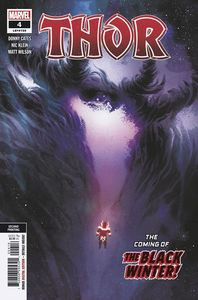 [Thor #4 (2nd Printing Variant) (Product Image)]