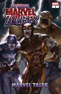 [Original Marvel Zombies: Marvel Tales #1 (Product Image)]