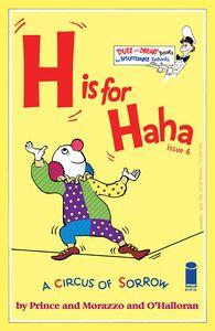 [Haha #6 (Cover B Morazzo & Ohalloran) (Product Image)]
