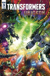 [Transformers: Unicron #3 (Cover A Milne) (Product Image)]