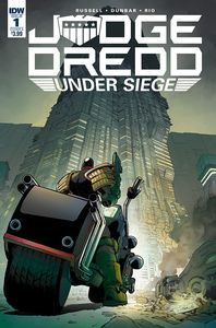 [Judge Dredd: Under Siege #1 (Cover A Dunbar) (Product Image)]