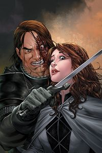 [George R.R. Martin's: A Clash Of Kings #9 (Cover A Miller) (Product Image)]