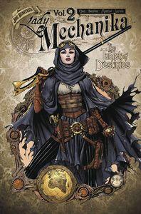 [Lady Mechanika: Volume 2 (Oversized Hardcover) (Product Image)]