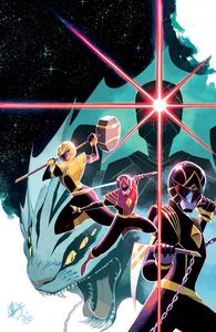 [Power Rangers #1 (Scalera Variant) (Product Image)]