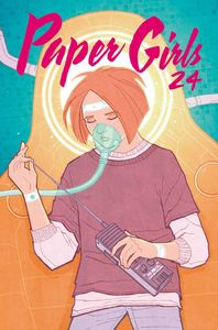 [Paper Girls #24 (Product Image)]