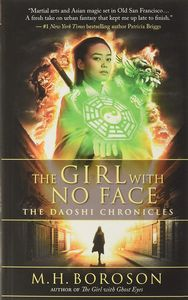 [The Daoshi Chronicles: Book 2: The Girl With No Face (Product Image)]